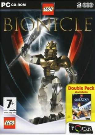 Lego Bionicle Double Pack