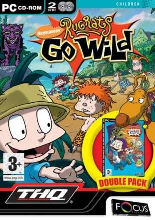 Rugrats Go Wild Double Pack
