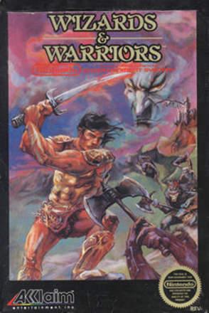 Wizards & Warriors (1987)