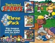 Backyard Sports Three Pack