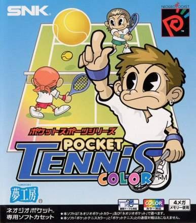 Pocket Tennis Color
