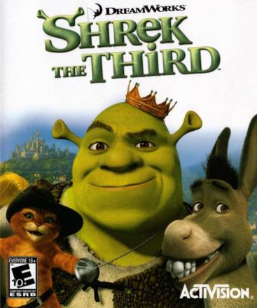 DreamWorks Shrek the Third