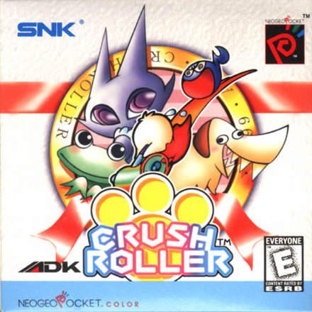 Crush Roller