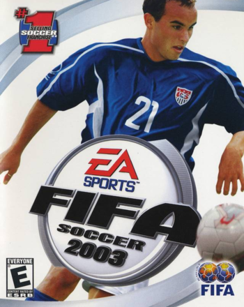 FIFA Soccer 2003