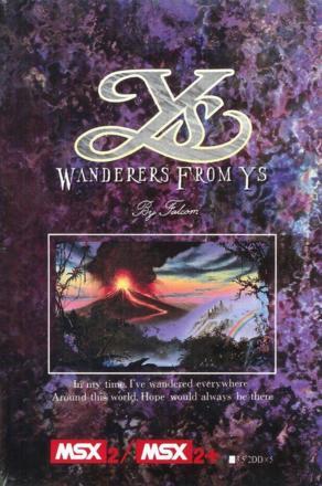 Ys III: Wanderers from Ys