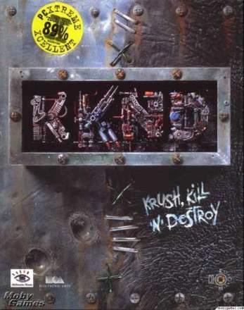 KKND: Krush, Kill 'N' Destroy