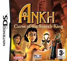 Ankh: Curse of the Scarab King
