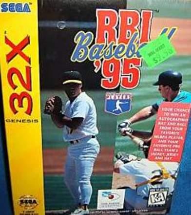 RBI Baseball '95