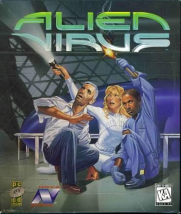 Alien Virus (1994)