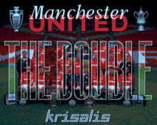 Manchester United: The Double
