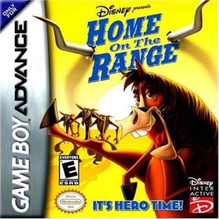 Disney presents Home on the Range