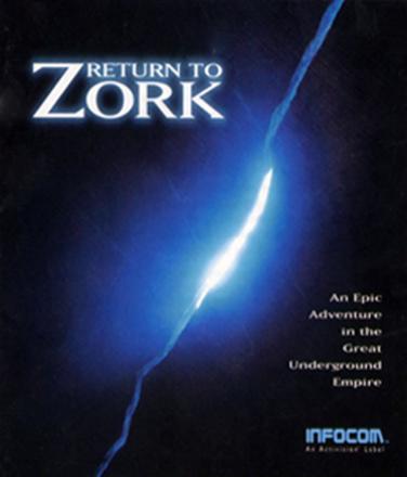 Return to Zork