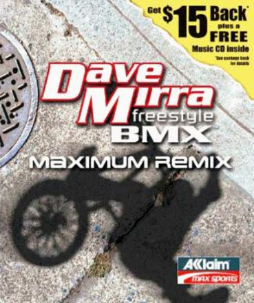 Dave Mirra Freestyle BMX: Maximum Remix