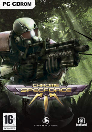 Chrome SpecForce