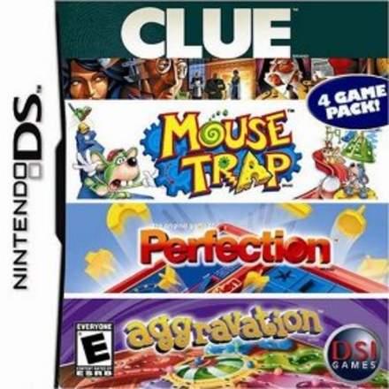 Clue / Mouse Trap / Perfection / Aggravation