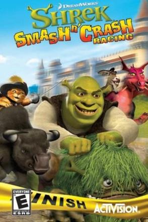 DreamWorks Shrek Smash n' Crash Racing