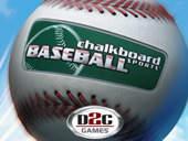 Chalkboard Sports Baseball