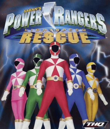 Saban's Power Rangers: Lightspeed Rescue