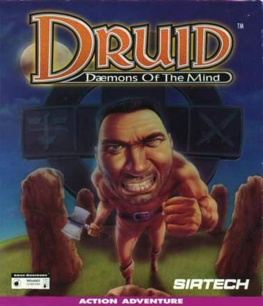 Druid: Daemons of the Mind