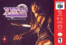Xena: Warrior Princess - The Talisman of Fate