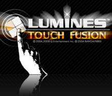 Lumines: Touch Fusion