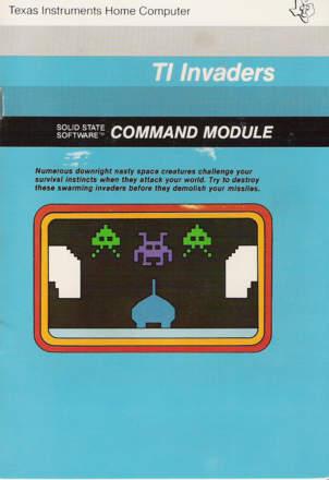 TI Invaders