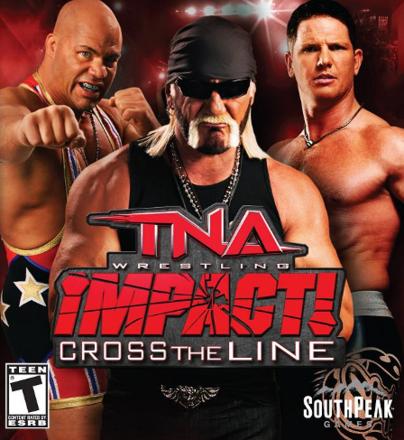 TNA Impact: Cross the Line