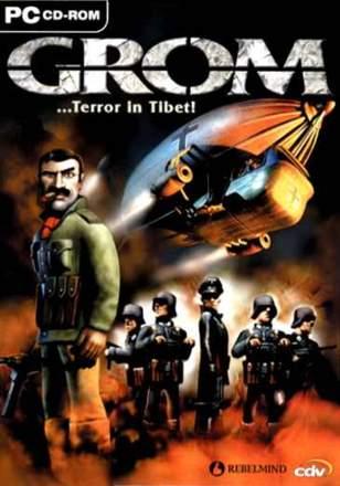 Grom: Terror in Tibet