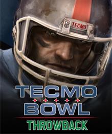 Tecmo Bowl Throwback