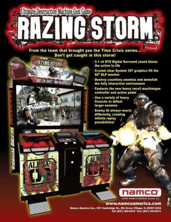 Razing Storm