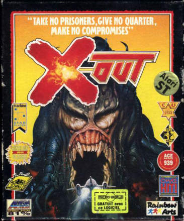 X-Out (1989)