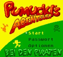 Pumuckls Abenteuer bei den Piraten