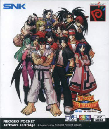 SNK vs. Capcom: Match of the Millennium