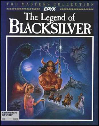 The Legend of Blacksilver