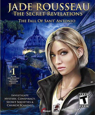 Jade Rousseau: The Secret Revelations