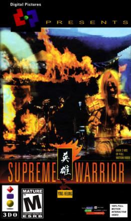 Supreme Warrior