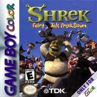 Shrek: Fairy Tale Freakdown