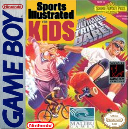 Sports Illustrated for Kids: The Ultimate Triple Dare