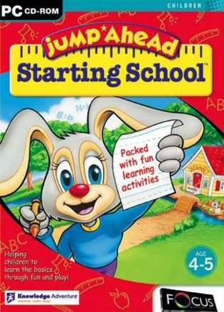 Jump Ahead Starting School