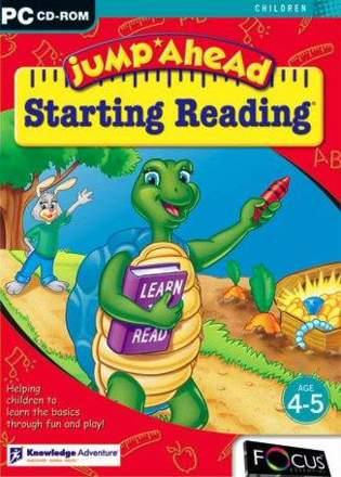 Jump Ahead Starting Reading