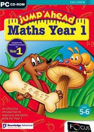 Jump Ahead Maths Year 1
