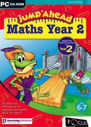 Jump Ahead Maths Year 2