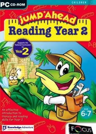 Jump Ahead Reading Year 2