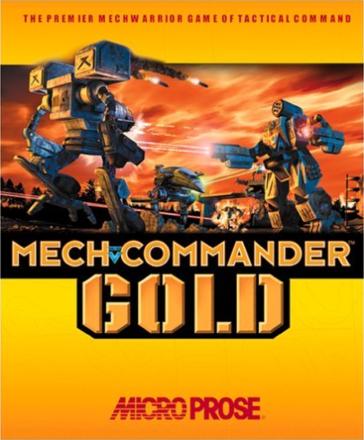 MechCommander Gold