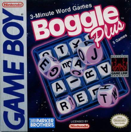 Boggle Plus