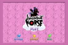 Unpleasant Horse