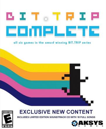 Bit.Trip Complete / THE BIT.TRIP