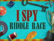 I SPY Riddle Race