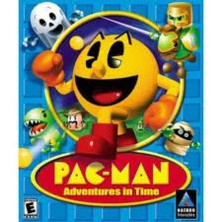 Pac-Man: Adventures in Time