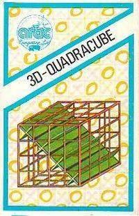 3D Quadracube